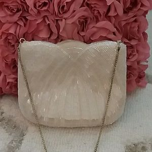 La Regale Beaded Evening Bag
